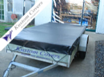 5ft x 4ft Trailer Cover